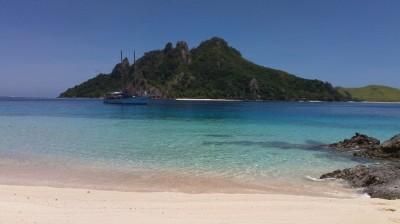 Castaway to the Fiji Islands