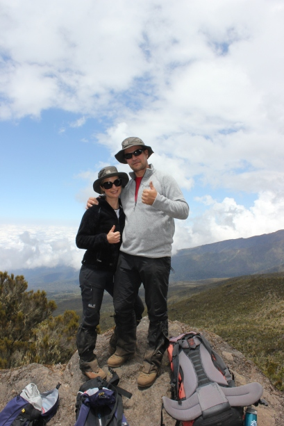Climb Kilimanjaro 7 Day Machame route with Equatours Limited Day 3 Shira Camp