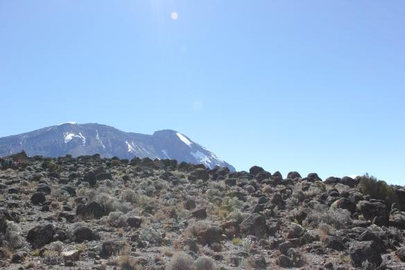 Climb Kilimanjaro 7 Day Machame Route - Day 4 Barranco Camp