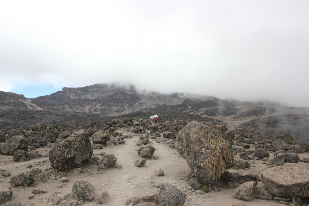 Climb Kilimanjaro 7 Day Machame Route Day 4 Barranco Camp