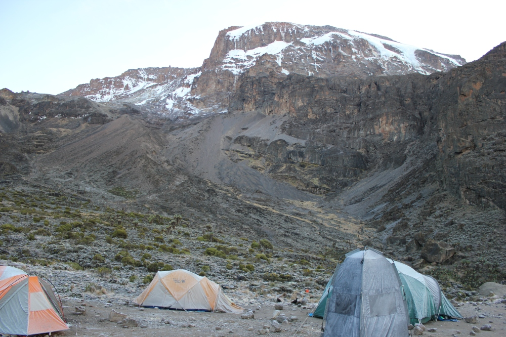 Climb Kilimanjaro 7 Day Machame Route Barranco Camp
