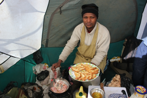 What you can expect to eat on Kilimanjaro Climb