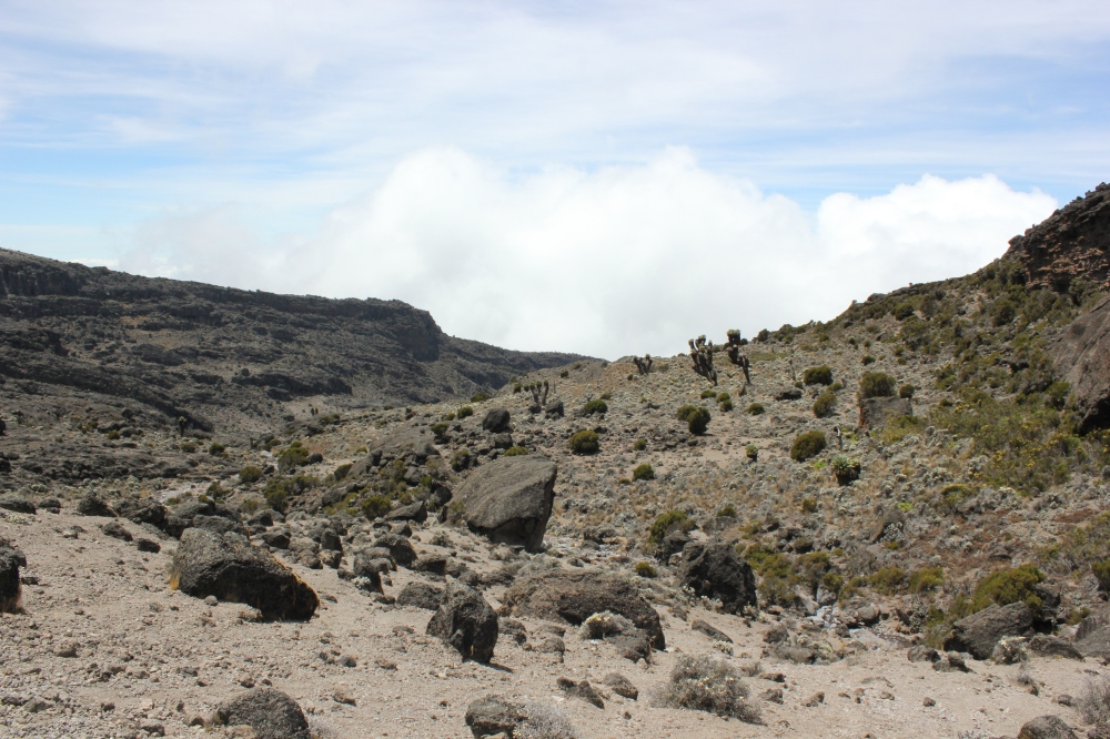 Climb Kilimanjaro 7 Day Machame Route Day 6 Barafu Camp