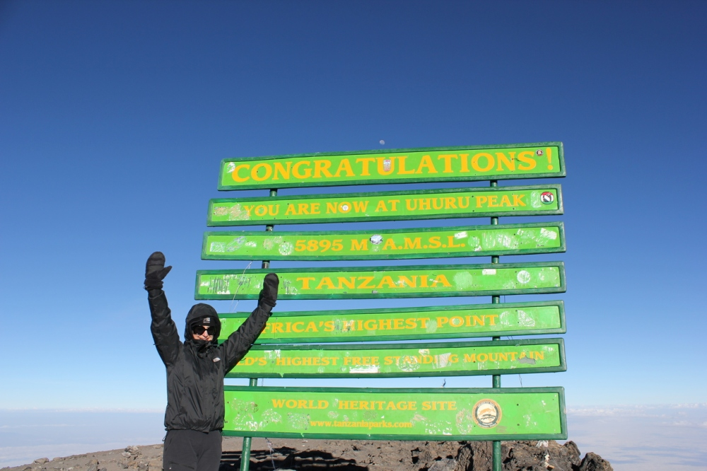 Climbing Kilimanjaro 7 Day Machame Route Summit Attempt