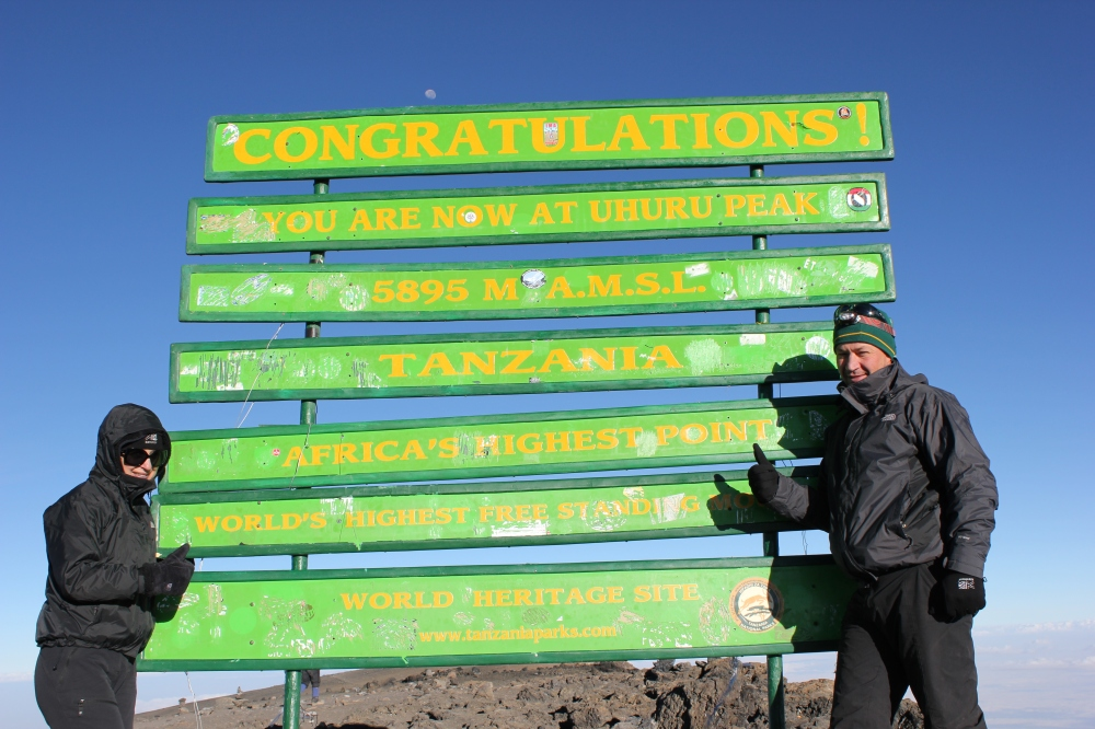 climb Kilimanjaro - 7 day Machame Route with Flights