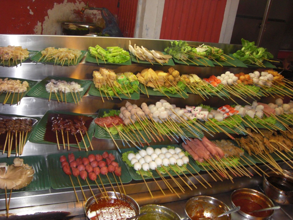 Asian Cuisine – Tasty Treats from Thailand, Malaysia and Singapore