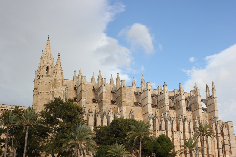 Palma Mallorca Winter Holiday Destination