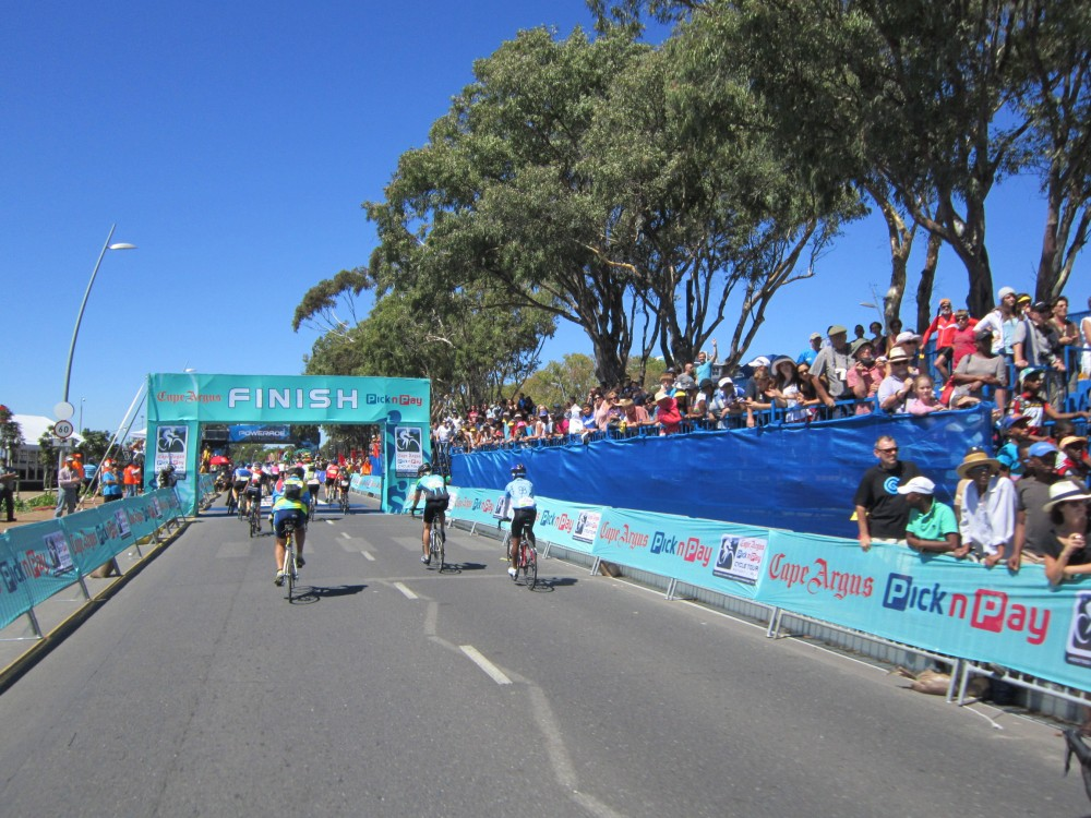 Cape Argus Cycle Tour 2014