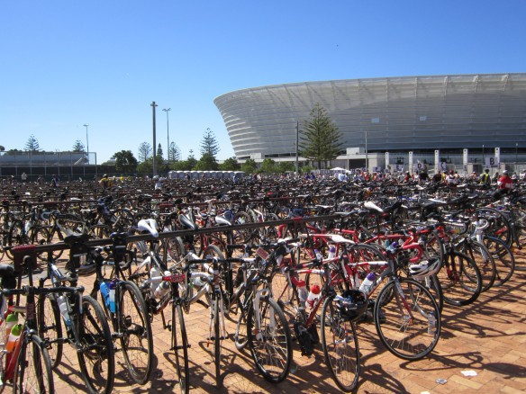 bicycle rental for the cape argus 2014