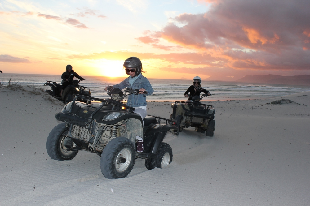 Quad Biking in South Africa