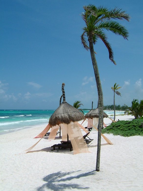 all time favourite holiday destinations - the Riviera Maya in Mexico