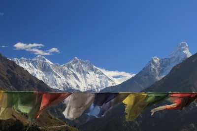 Everest Base Camp photo Rajbala