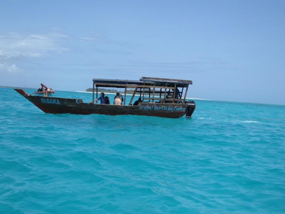 holidays Mnemba Island