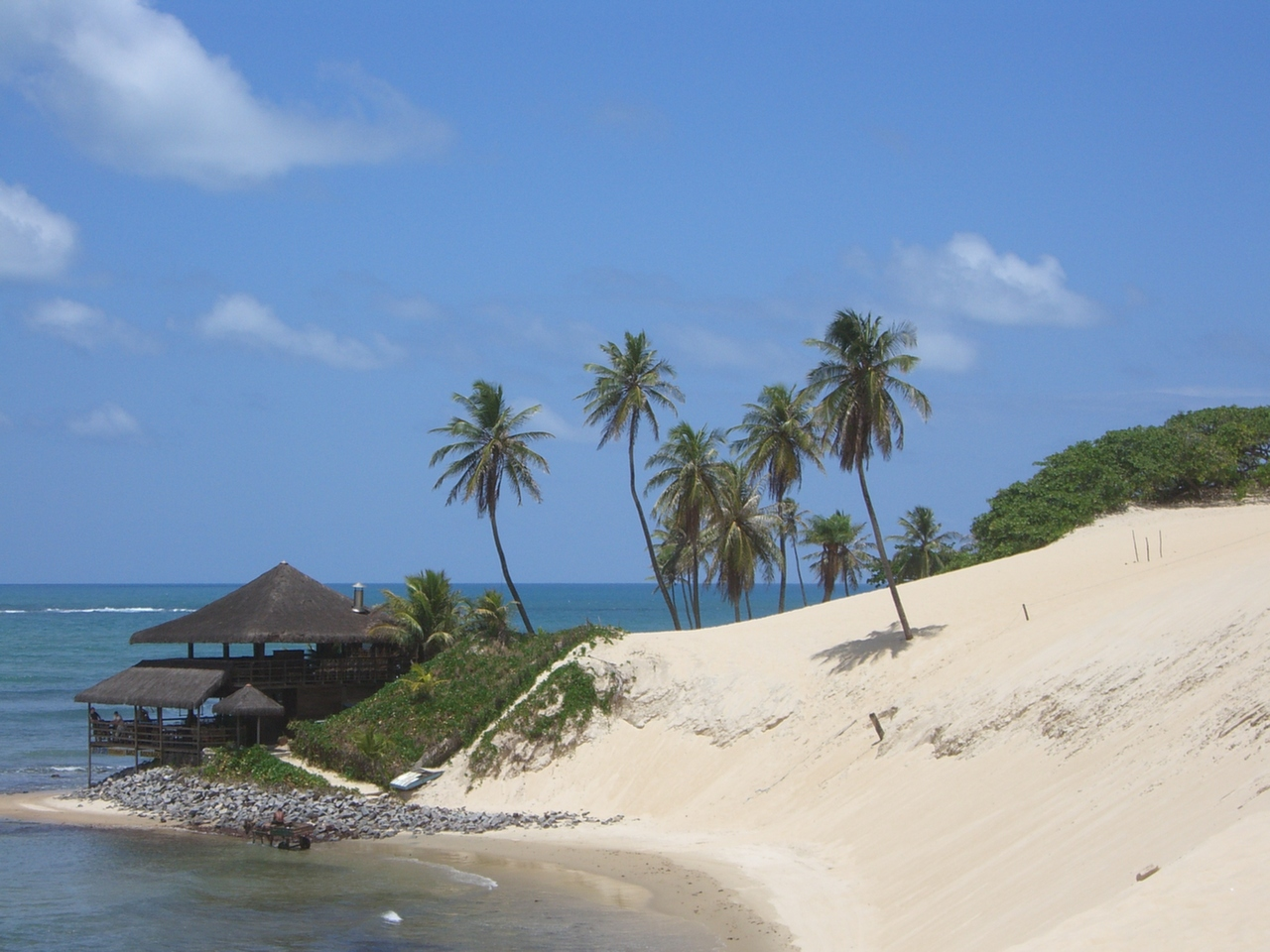 Brasil s Costa Noreste El próximo paraíso tropical