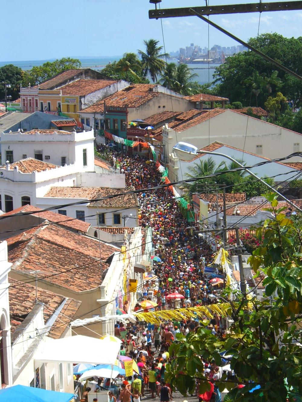 Last Minute Holidays to Rio de Janeiro Carnival