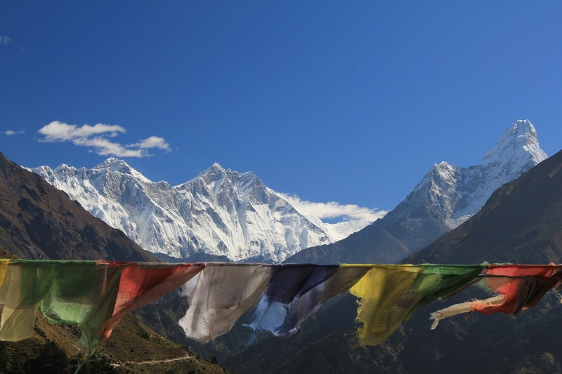 Fixed Departures Everest Base Camp 2019
