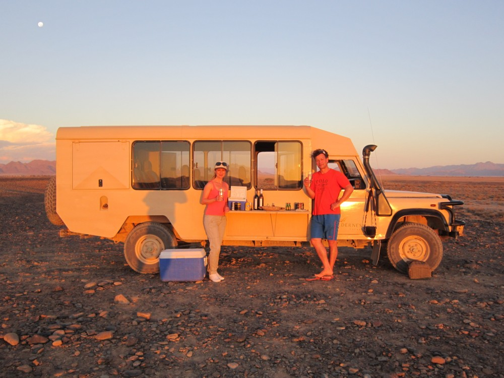 Safaris Namibia