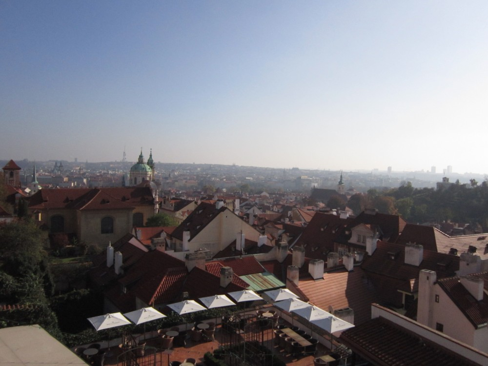 Weekend breaks to Prague