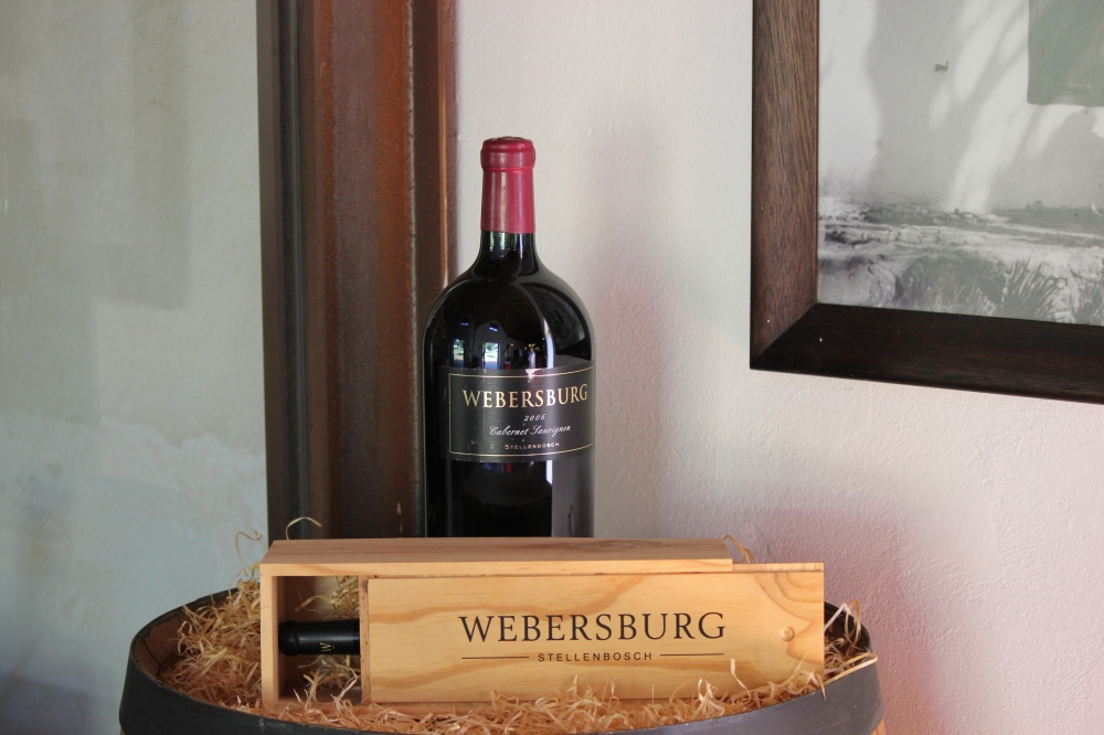 Wine Tasting, Weddings & Wonderful Scenery – It's all happening at Webersburg