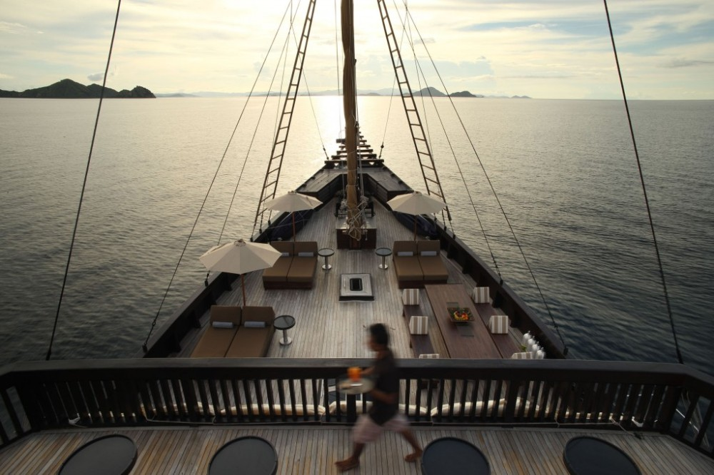Sailing Holidays Alila Purnama