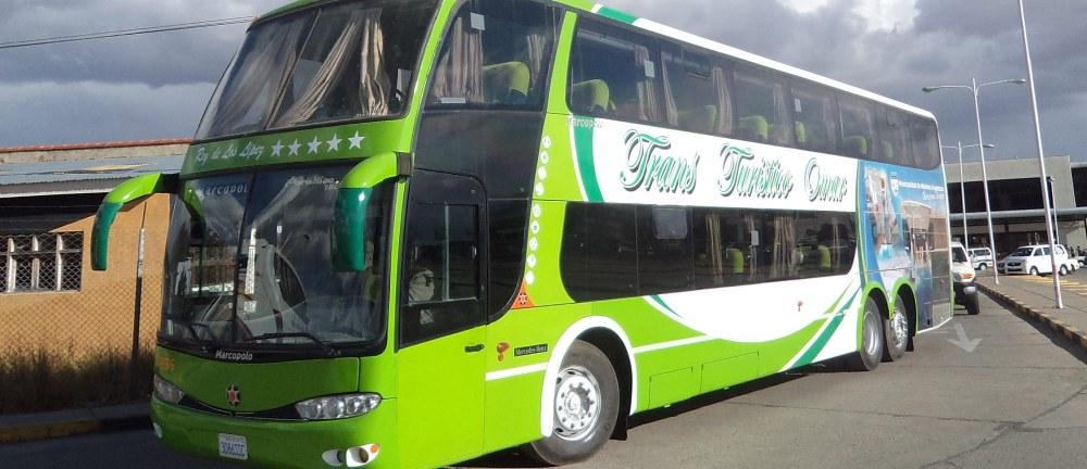 Transomar Bus Bolivia