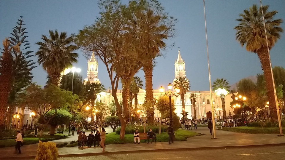 The Best of Arequipa: What to do in Peru's White City