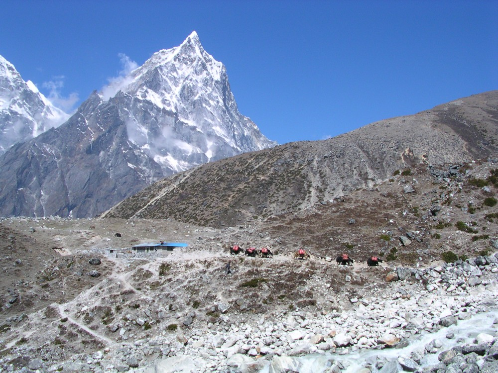 Trekking Holidays Everest Base Camp