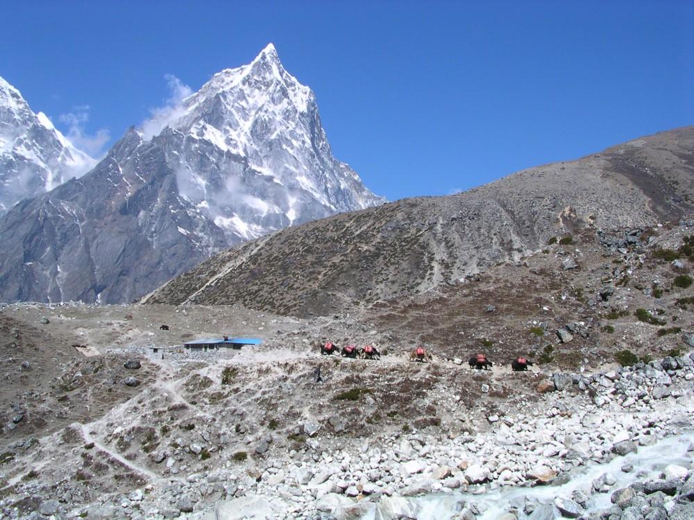 Trekking Holidays Everest Base Camp