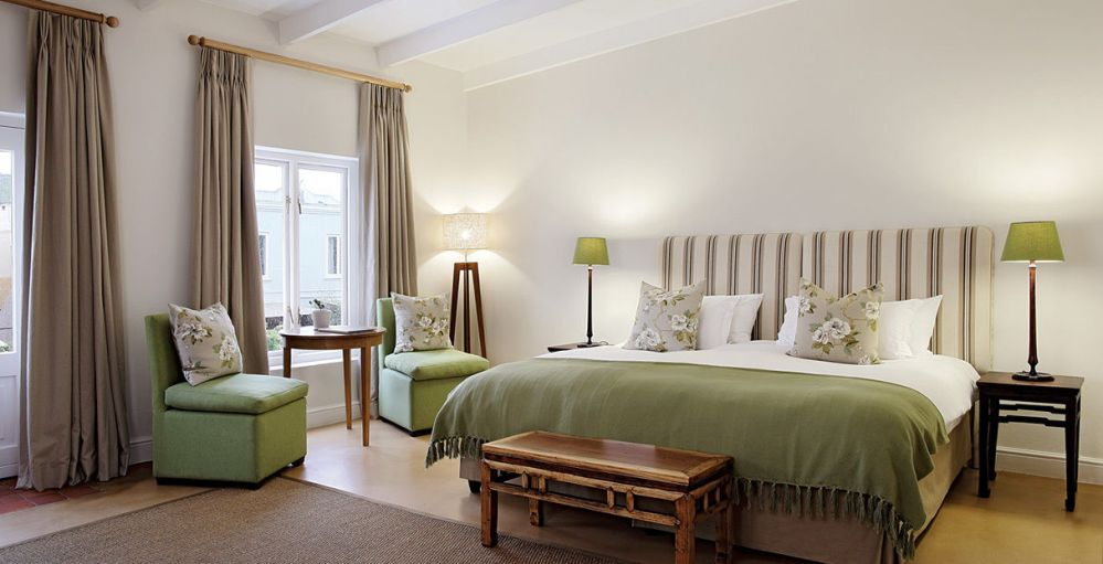 Stay at Spier Hotel