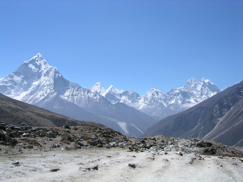 Everest Base Camp Open